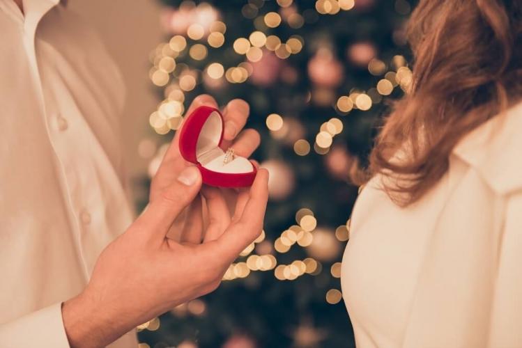 「クリスマス プロポーズ」の画像検索結果